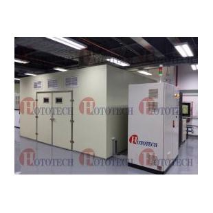 IEC61215、IEC61646标准BBA稳态太阳光模拟器(含IV曲线测试仪)