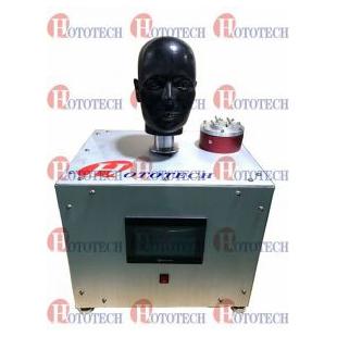 GB 2626-2006  GB 2890-2009口罩气密性试验机