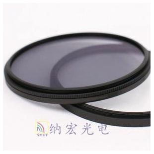 深圳供应3D成像用圆形线形偏振片偏振镜UV镜光学镀膜生产加工厂家