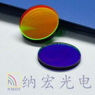 深圳供應熒光分析儀用470nm窄帶濾光片廠家
