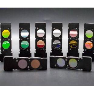 深圳纳宏供应紫外365nm带通滤光片紫外光谱仪用365nm带通滤光片