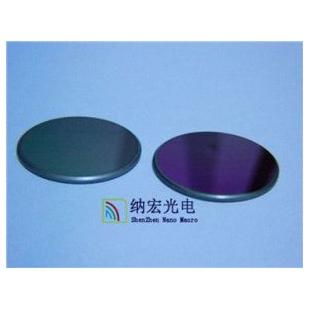 深圳纳宏供应中远红外感应热成像检测仪用红外硅窗口片红外硅振镜透镜玻璃光电滤光片