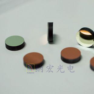 BP808nm带通滤光片红色激光测量仪条码扫描仪IR测距仪用光学玻璃