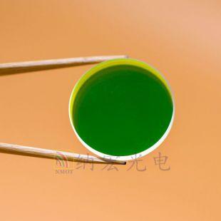 532nm绿光激光模组LD半?#32487;?#28608;光器用高透滤光片光学镀膜玻璃