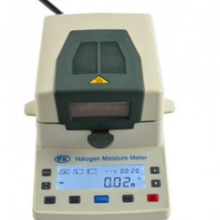 台式水分检测仪     卤素水份测定仪
