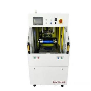 高級半自動晶圓撕膜機STK-5050內置防靜電離子發生器