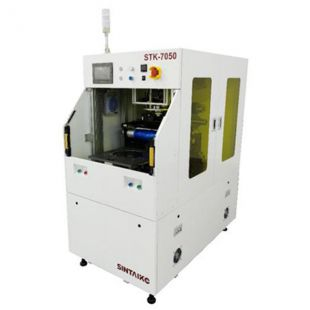 半自动晶圆切割膜贴膜机STK-7050