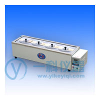 一列四孔数显仪表DZKW型电子恒温水浴锅