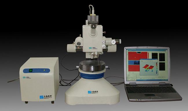 WGL光電輪廓儀(2007BCEIA金獎產品)