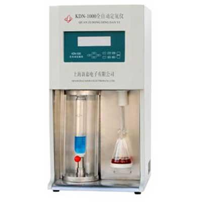 KDN-1000全自动定氮蒸馏器