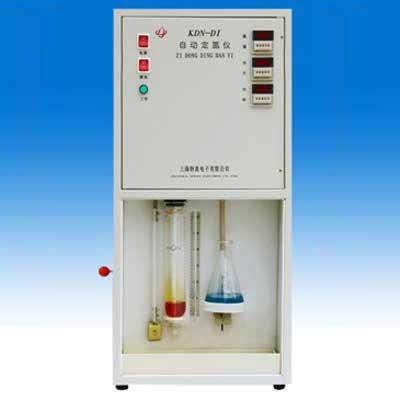 KDN-DI自動定氮蒸餾器