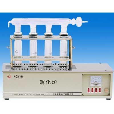 KDN-04可控井式消化爐