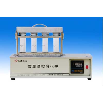 KDN-04C数显温控消化炉