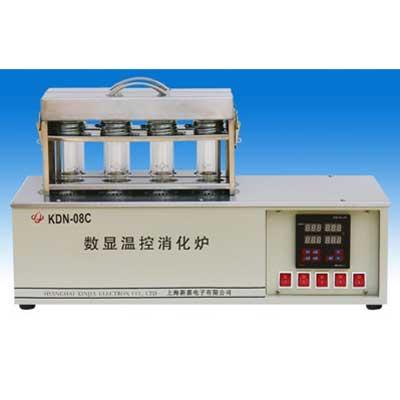 KDN-08C数显温控消化炉