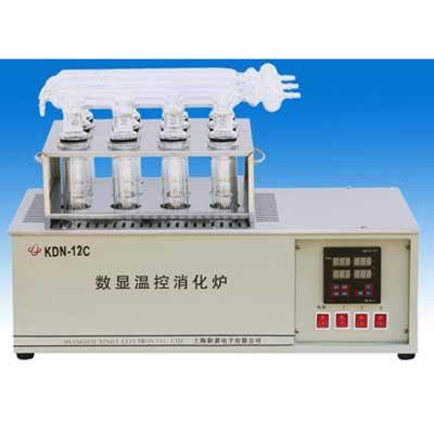 KDN-12C数显温控消化炉
