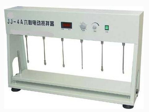 JJ-4A型六联(测速)电动搅拌器