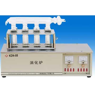 KDN—08I八孔數顯溫控消化爐(鋁制)