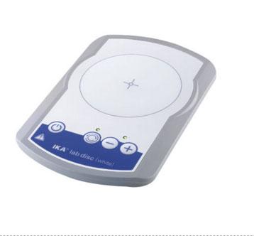 Lab Disc |超薄磁力搅拌器(白色)