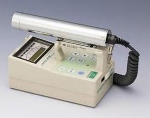 TCS-172Bγ輻射劑量率(射源)