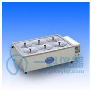 二列八孔数显仪表DZKW型电子恒温水浴锅