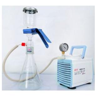 废水中悬浮物测SS溶剂过滤器系统