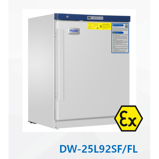 DW-25L92FL -25℃低温防爆冰箱