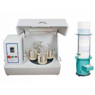 YKT-04土壤研磨與篩分器(500ml)