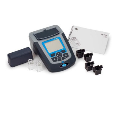 DR1900-05C 便攜式多參數分光光度計