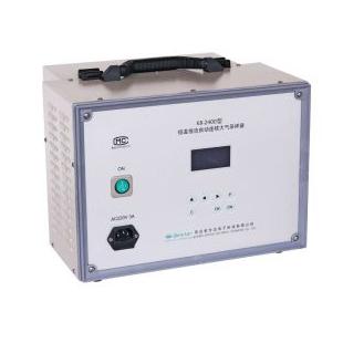KB-2400(D)型恒温恒流自动连续大气采样器--青岛金仕达