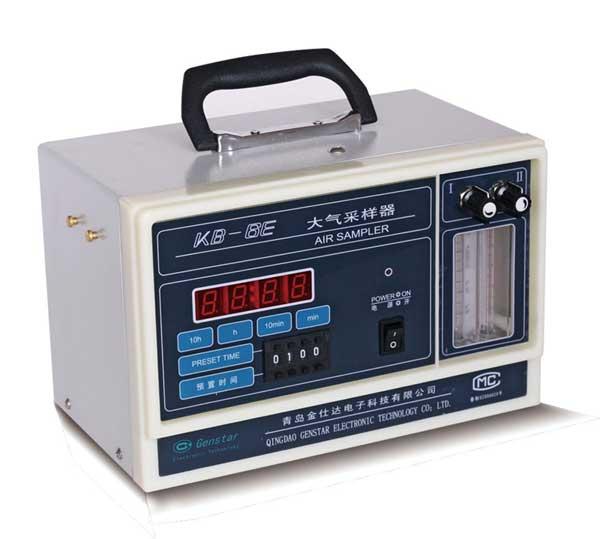 KB-6E型大气采样器