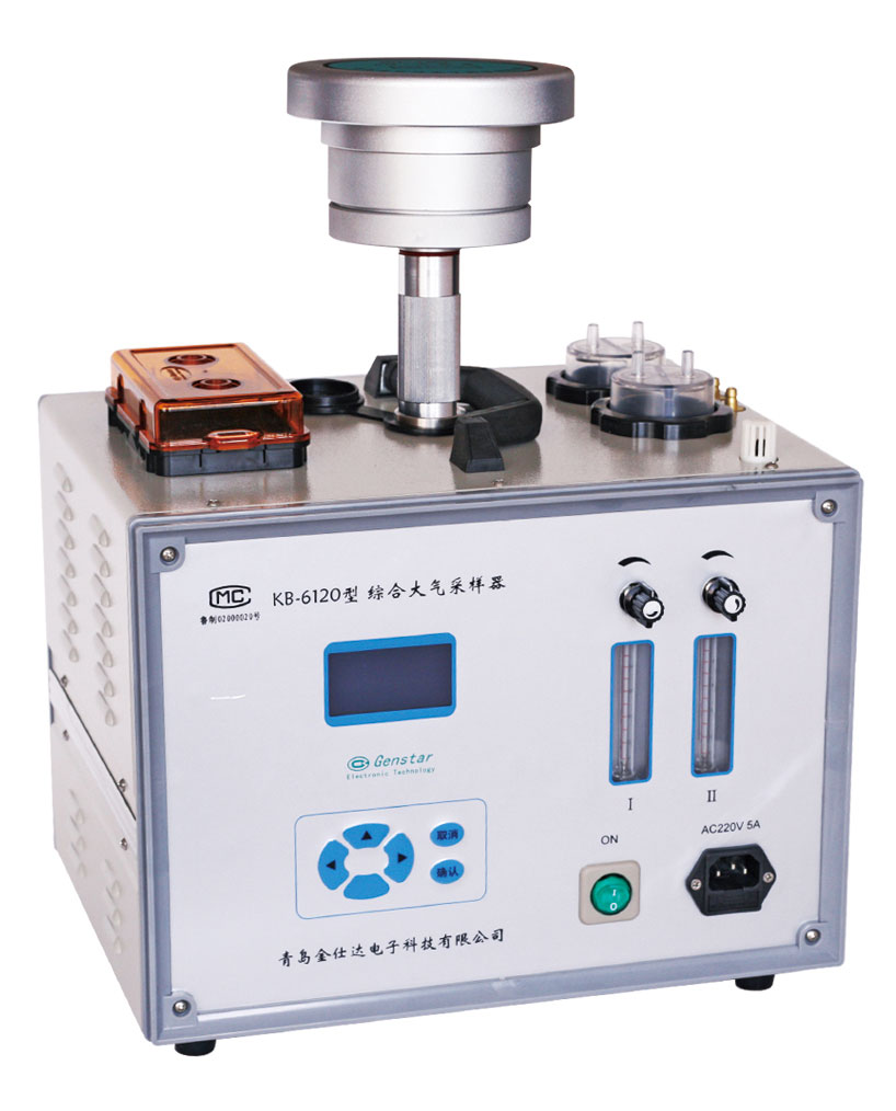 KB-6120型综合大气采样器(配PM2.5切割器)