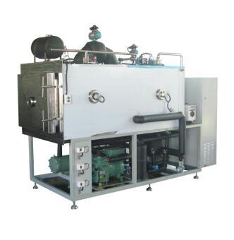 LYO-2SE生产型冻干机(压塞型)
