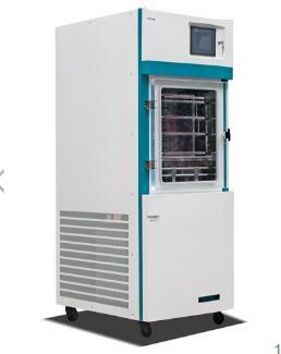 Pilot10-15M標準型中試凍干機(壓塞中試型)