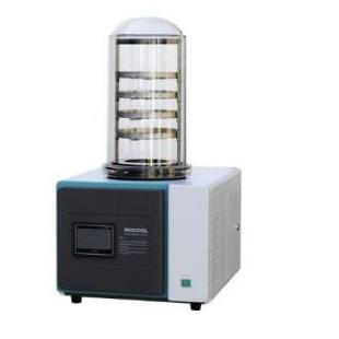 經濟型實驗室真空冷凍干燥機 (臺式 -55℃)普通型