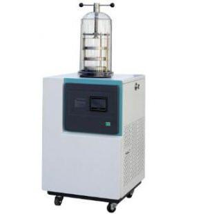 经济型实验室真空冷冻干燥机 (台式 -85℃)压塞型