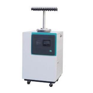 经济型实验室真空冷冻干燥机 (台式 -85℃)T型多歧管