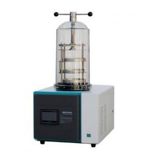 經濟型實驗室真空冷凍干燥機(臺式 -55℃)壓塞型
