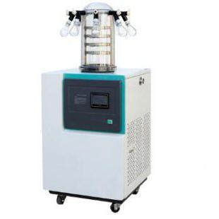 经济型实验室真空冷冻干燥机 (台式 -110℃)挂瓶普通型