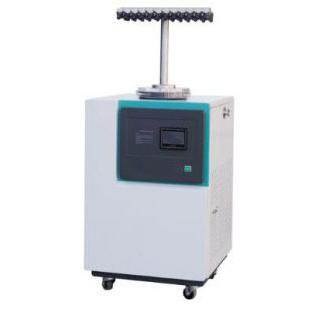 标准型实验室真空冷冻干燥机 (台式 -110℃)T型多歧管