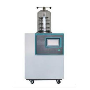 实验室真空冷冻干燥机 (立式 -110℃)压塞型