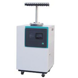 经济型实验室真空冷冻干燥机 (台式 -110℃)T型多歧管