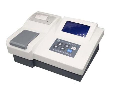 TCLR-50A精密色度仪(0-500PCU带打印、可联接电脑)