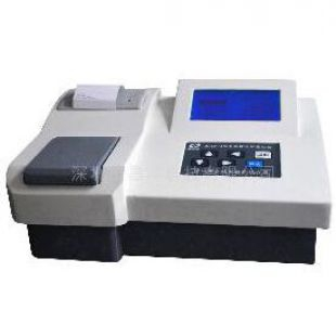 MULP-4COD总磷测定仪(含彩色触屏消解仪、带打印、可联接电脑)深圳昌鸿