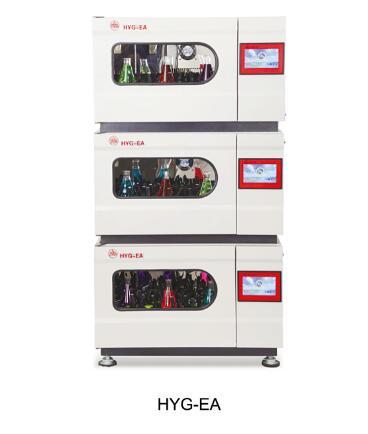 HYG-EA液晶多功能组合摇床(三层)