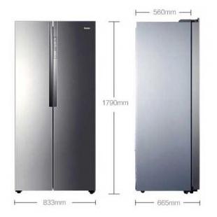 450升 風冷無霜對開門冰箱?