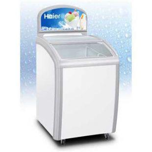 冰柜卧式单温冷冻展示柜 商用雪糕冰激淋冷柜