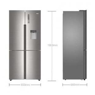 471升變頻風冷無霜干濕分儲十字對開門雙開門冰箱