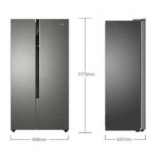 520升雙變頻風冷無霜對開門冰箱