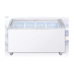 商流冷柜 卧式冷冻展示柜单温一室雪糕速冻冰柜