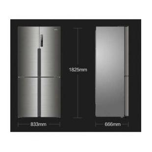 481升 無霜變頻十字對開門冰箱?